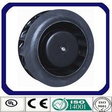 CE/UL Ventilation equipment fan backward curved centrifugal impeller for solarium equipment