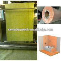 PE PP waterproof membrane for bathroom floors