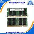 معظم التعبئة ذاكرة ddr2 كامل متوافق 64mb*8 1gb الوضوح