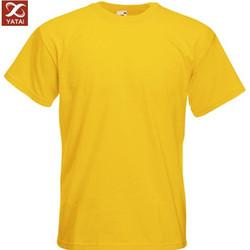 custom new design fruit of the loom t shirt