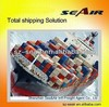 sea freight services to port klang from Shenzhen or Guangzhou to Europe