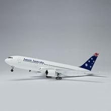 Diecast Airplane Collectible Ansett Austrailia B767-277 1:200 diecast airline models