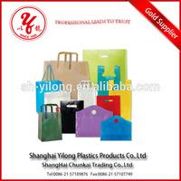 Accept custom order various Plastic Material breathable plastic bag