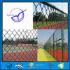 Good quality galvanized framed chain link fence(huge factory/low price/high quality)