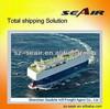 sea freight shipping china to denmark from Shenzhen or Guangzhou to Europe
