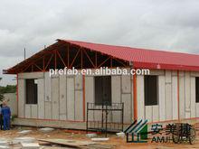 Angola china cheap prefab houses prefabricated residential houses