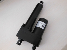 aluminum alloyed 24v dc linear actuator for medical bed and operating table