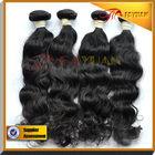 Full cuticle 7A grade100% virgin wholesale brazilian hair weave bundles