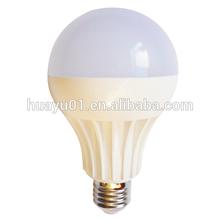 nuovo arrivo g90 ha portato globo lampadina e27 12w ha condotto la luce della lampadina