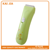 electric hair clipper with ceramic trimmer blade