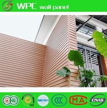 Composite terrasse extérieure commerciale de revêtement pour la conception de la maison