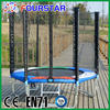 6FT Low Price Novel Design Trampoline Commercial Gym Equipment Round Trampoline with Enclosement