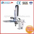 Mini cnc brazo robótico/mini cnc brazo robótico para la máquina de inyección