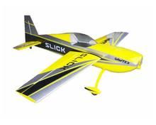 RC model plane gasoline wood airplane slick 2009 30/55CC