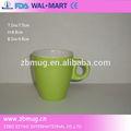 custom cerâmica xícaras de chá de lembrança xícara de cappuccino
