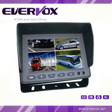 """5"""" digital new panel car monitor with 1/2/3/4 images optional DC12-24V"""