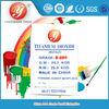 Hot Sale rutile titanium dioxide R606 anatase tio2