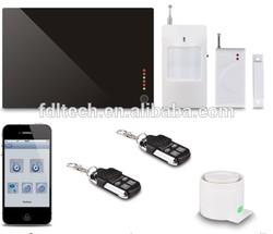 Customer Designed Cheap Burglar Alarm With SOS Button + Power Failure Alarm