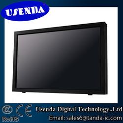 Remotely Full HD USB av bnc rca input security home surveillance monitor