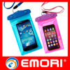 High quality sealed waterproof cell phone bag