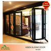 Double glazed doors, Aluminium folding door made in china