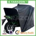 Neue produkte motorrad klappdeckel lagerhalle wasserdichten outdoor-zelt