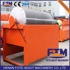 Energy saving magnetic separators for dressing plant