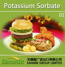 Preservatives FCCIV Granular Potassium Sorbate