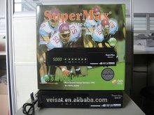 Récepteur satellite numérique supermax 9950cxt avec CA