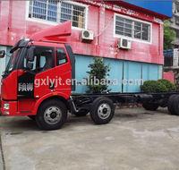 FAW 6*2 van for sale