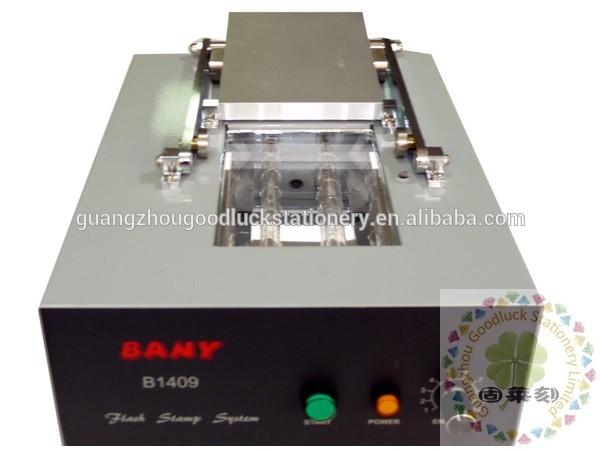 Stamp Making Machine/hot