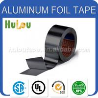 top manufacturer HVAC/R black aluminium foil tape air conditioner
