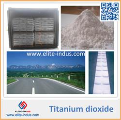 High quality Titanium dioxide CAS No.: 13463-67-7