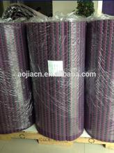 Rubber top modular plastic conveyor belt manufacturer