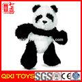 Panda de pelúcia urso de brinquedo de pelúcia, recheado de pelúcia panda urso de peluche