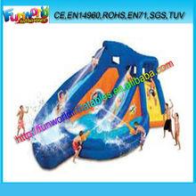 2015 newest toboggan inflatable / toboggan water slide / inflatable water toboggan for sale