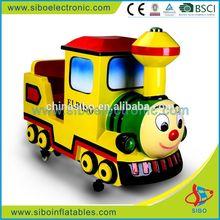 GM57 indoor kids train indoor games machine children ride on train
