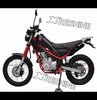 cheap fashionable 125cc mini moto dirt bike for sale