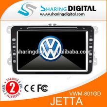 "8"" Support Bluetooth RDS SWC 2 din Autoradio for VW Jetta 2008-2011"