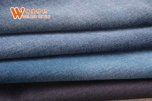 B2950-A peached +printing+overdye special denim fabric