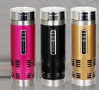 12V heating and cooling car mug/12v travel mug/hot water bottle/self heating cup