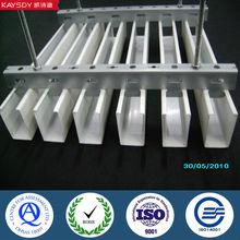 Guang zhou Factory direct sale supermarket kaysdy series aluminum u shape ceiling