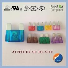 auto fuse plug-in gold