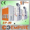 Ep-50 2014 nova china alibaba fornecedor pintura caixa/portátil camião da cabine de pulverizador/ce caminhão cabine de pulverizador