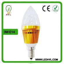 Cheap dimmable led tuning light cul etl ul led candle light e12 base intertek led