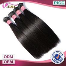 Hot Sale 100% Human Hair Factory Price Wavy Machine Weft Remy Human Hair Virgin Indian