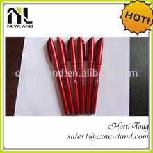 Best sale 2014 newest promotional logo bullet pen