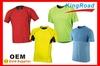 2014 color-block technical custom dri-fit running shirts