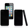 2014 hot selling lagging slip pc case for iphone 4 back cover