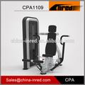 Clásica equipos comerciales gimnasio grado/ejercer en el pecho de prensa cpa 1109 press de pecho